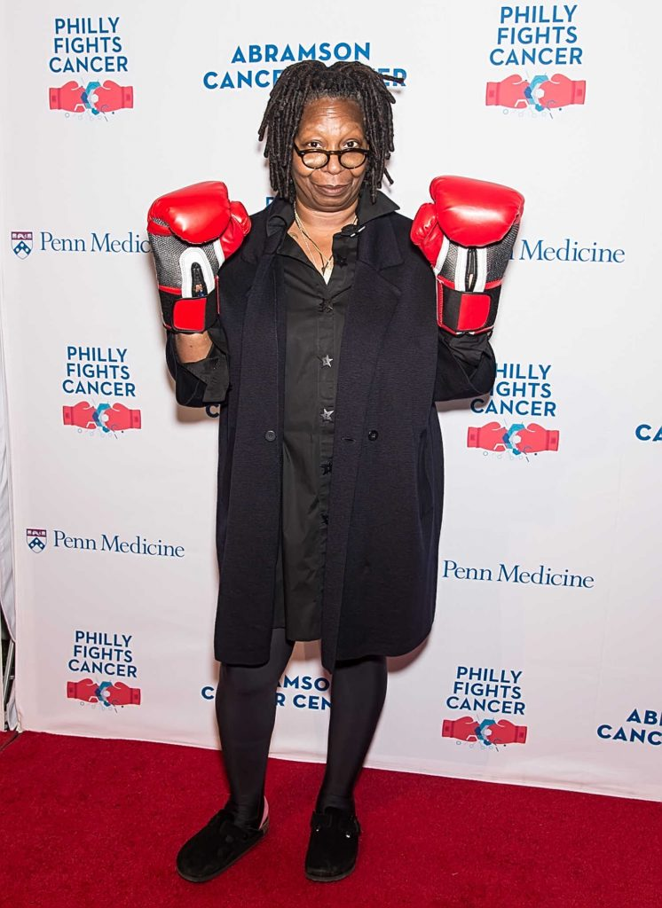 Whoopi Goldberg at the Philly Fights Cancer: Round 3 in Philadelphia-1