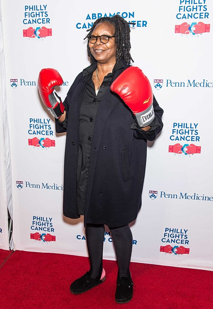 Whoopi Goldberg at the Philly Fights Cancer: Round 3 in Philadelphia-2
