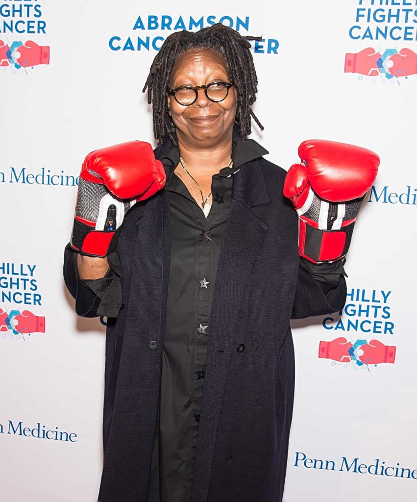 Whoopi Goldberg at the Philly Fights Cancer: Round 3 in Philadelphia-3