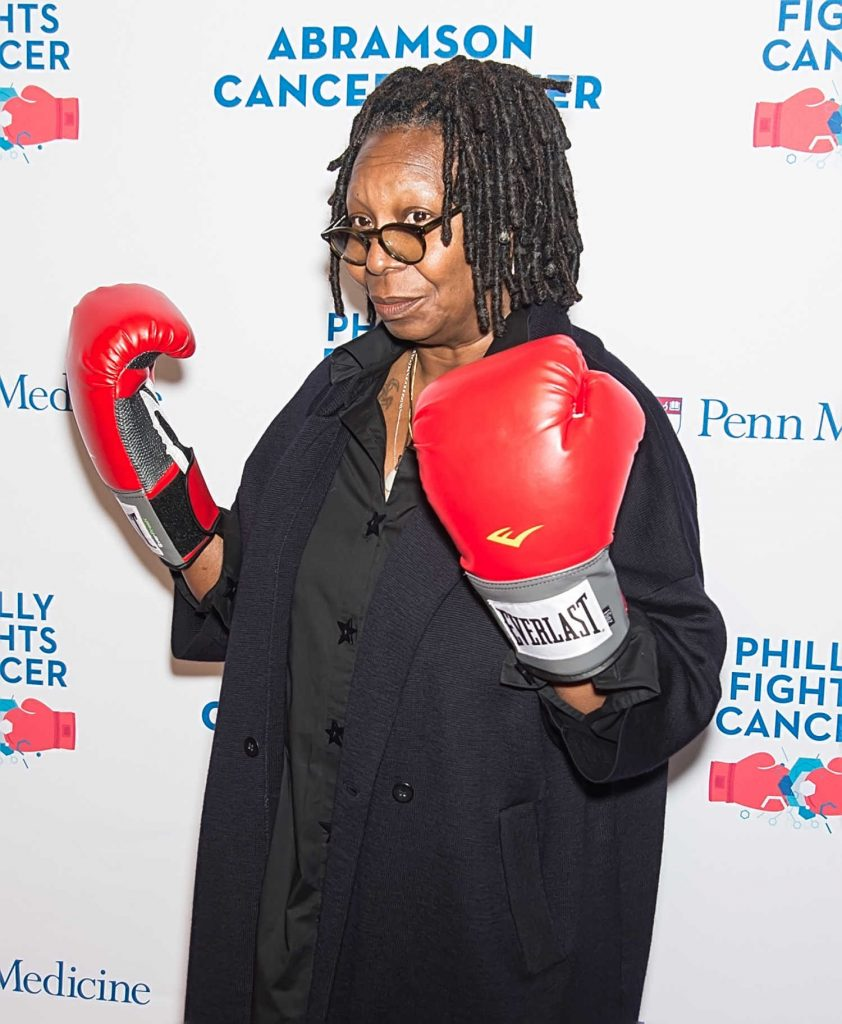 Whoopi Goldberg at the Philly Fights Cancer: Round 3 in Philadelphia-4