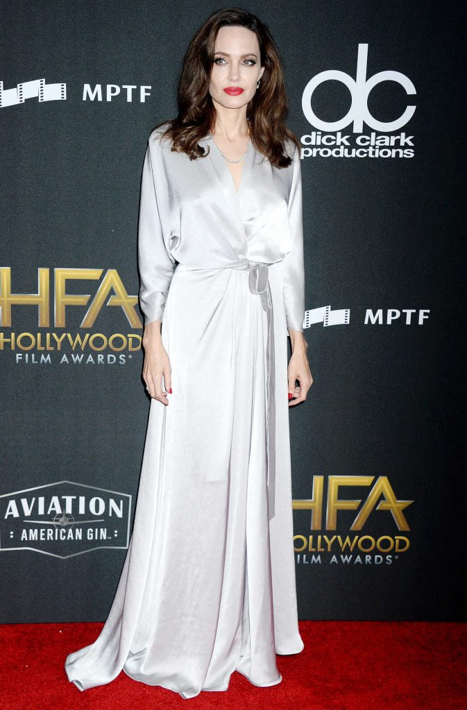 Angelina Jolie at the 21st Annual Hollywood Film Awards in Los Angeles-1