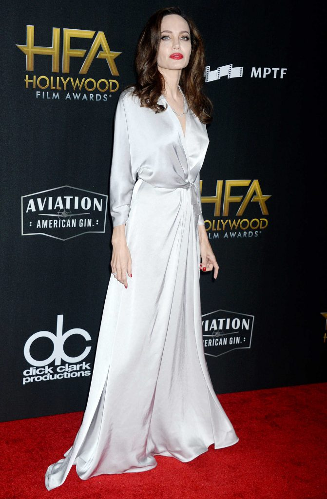 Angelina Jolie at the 21st Annual Hollywood Film Awards in Los Angeles-2