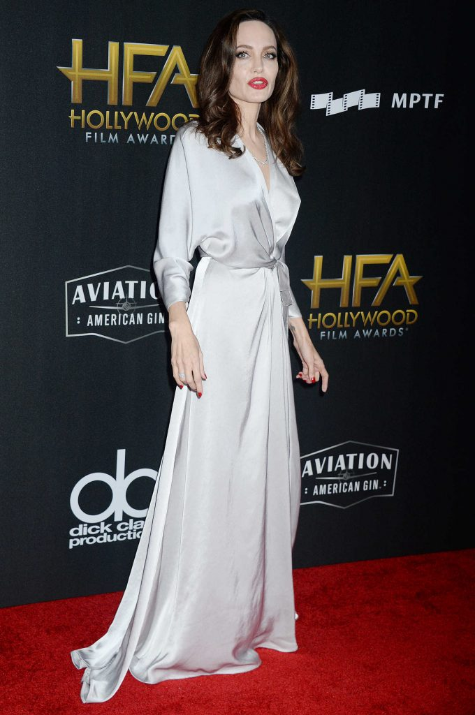 Angelina Jolie at the 21st Annual Hollywood Film Awards in Los Angeles-3