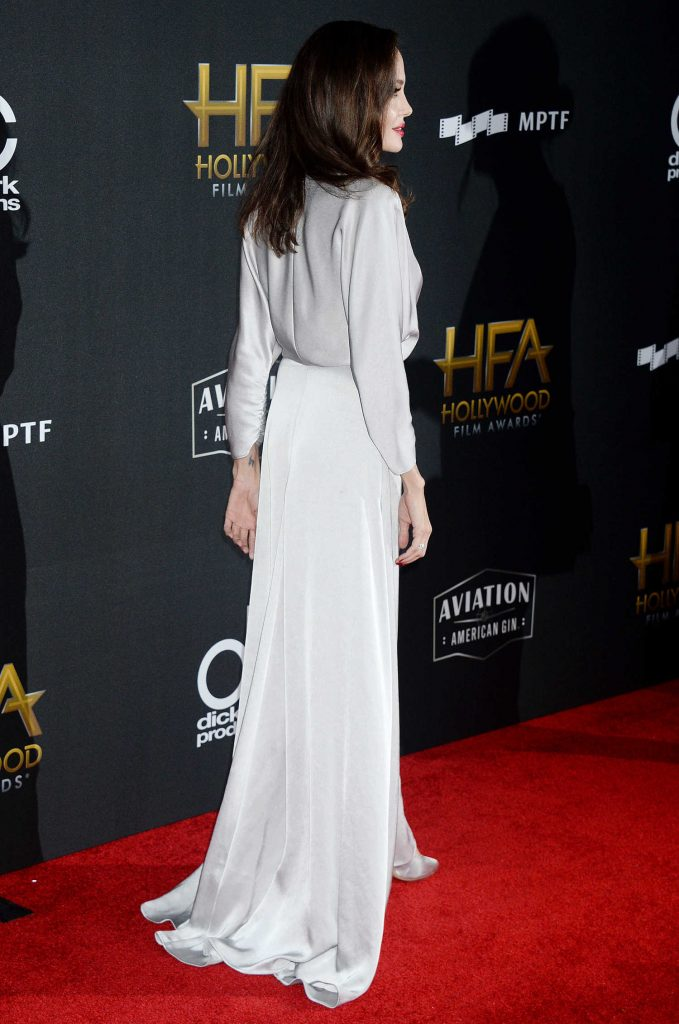 Angelina Jolie at the 21st Annual Hollywood Film Awards in Los Angeles-4