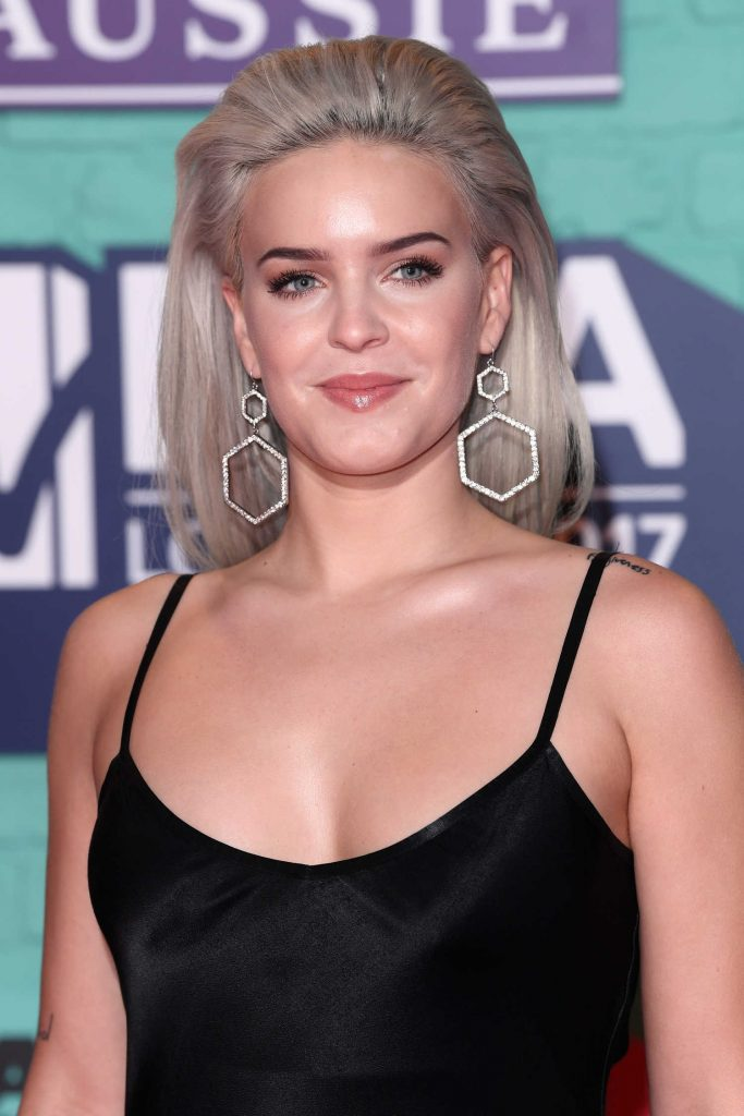 Anne-Marie at the 24th MTV Europe Music Awards in London-5