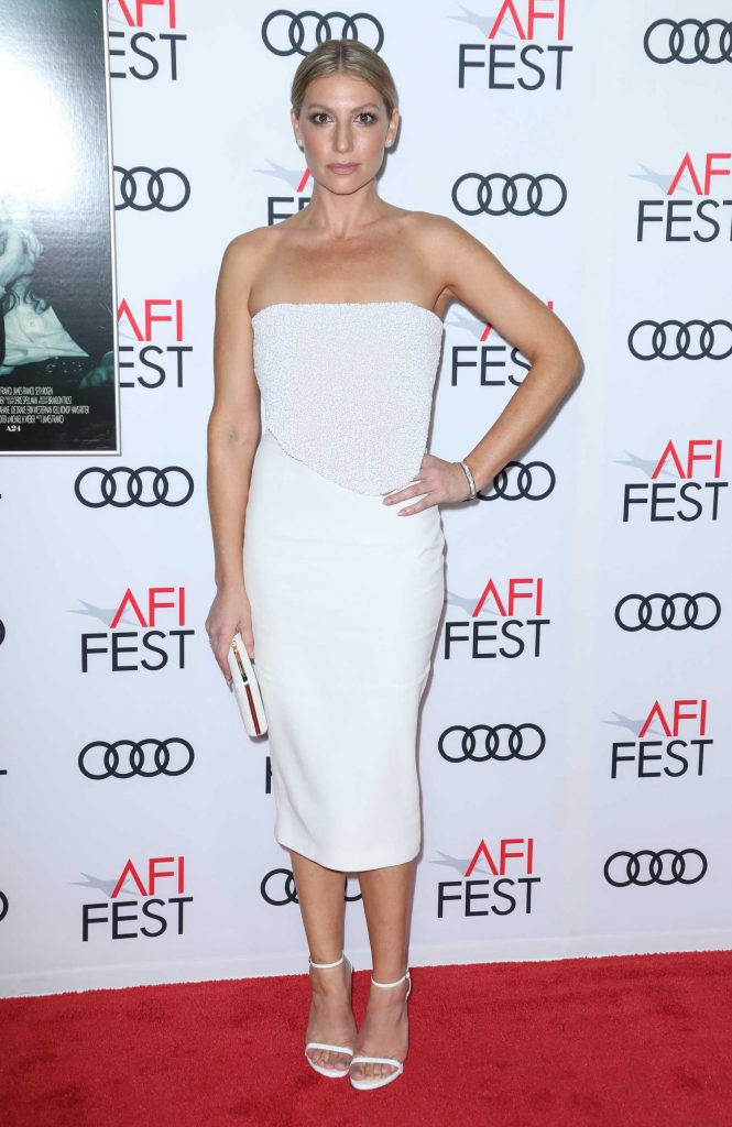 Ari Graynor at The Disaster Artist Screening During AFI Festival in Los Angeles-1