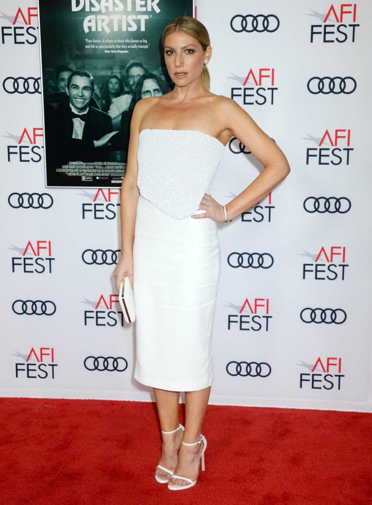 Ari Graynor at The Disaster Artist Screening During AFI Festival in Los Angeles-2