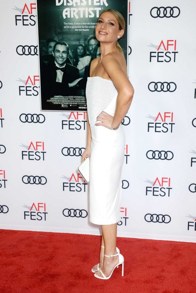 Ari Graynor at The Disaster Artist Screening During AFI Festival in Los Angeles-3