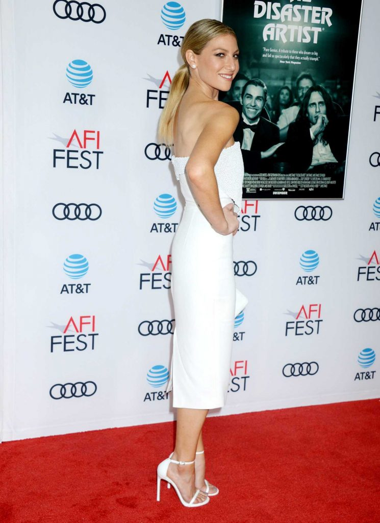 Ari Graynor at The Disaster Artist Screening During AFI Festival in Los Angeles-4