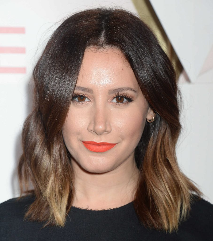 Ashley Tisdale at the REVOLVE Awards in Los Angeles-3