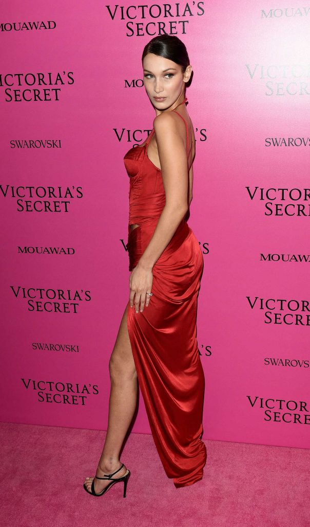 Bella Hadid at 2017 Victoria's Secret Fashion Show After Party in Shanghai-4