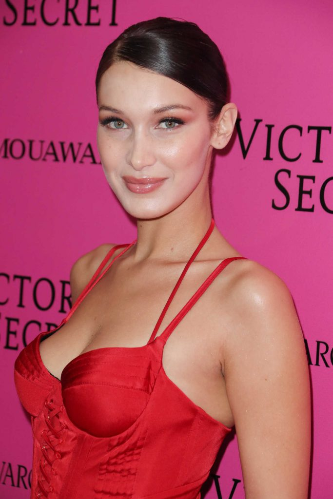 Bella Hadid at 2017 Victoria's Secret Fashion Show After Party in Shanghai-5
