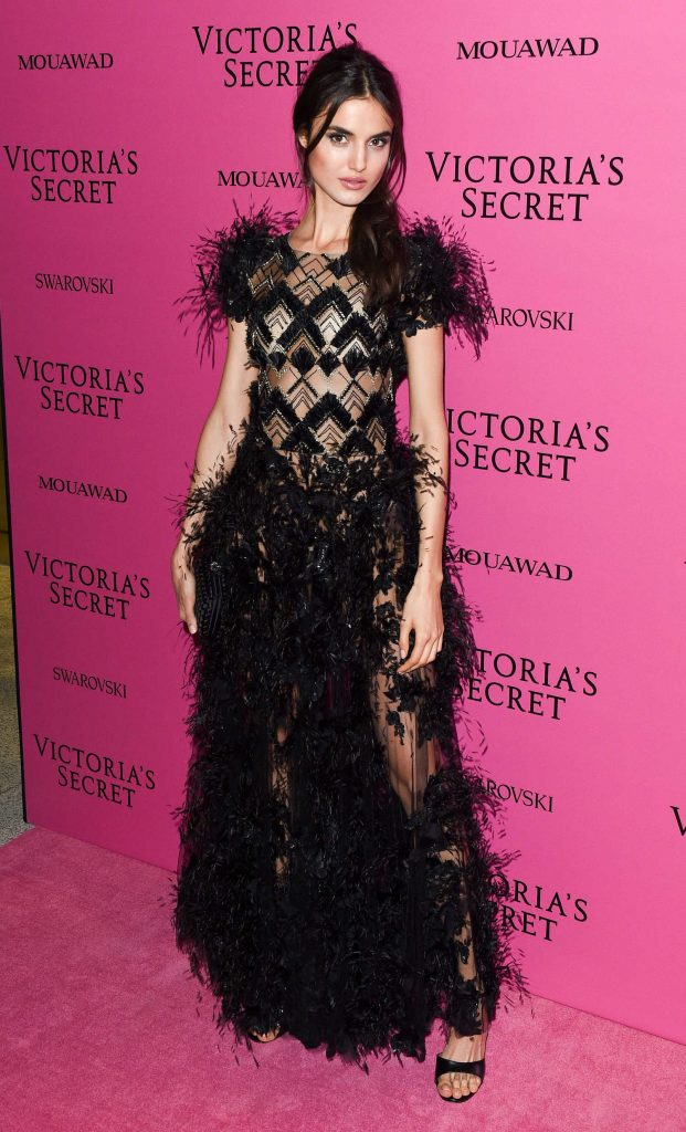 Blanca Padilla at 2017 Victoria's Secret Fashion Show After Party in Shanghai-1