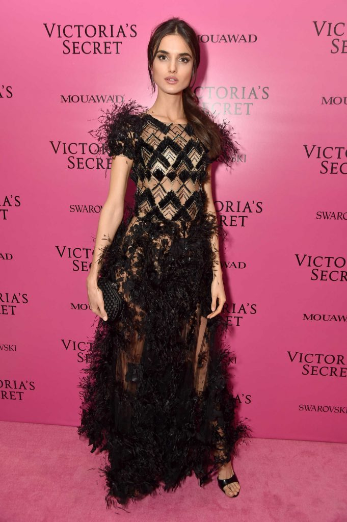 Blanca Padilla at 2017 Victoria's Secret Fashion Show After Party in Shanghai-2