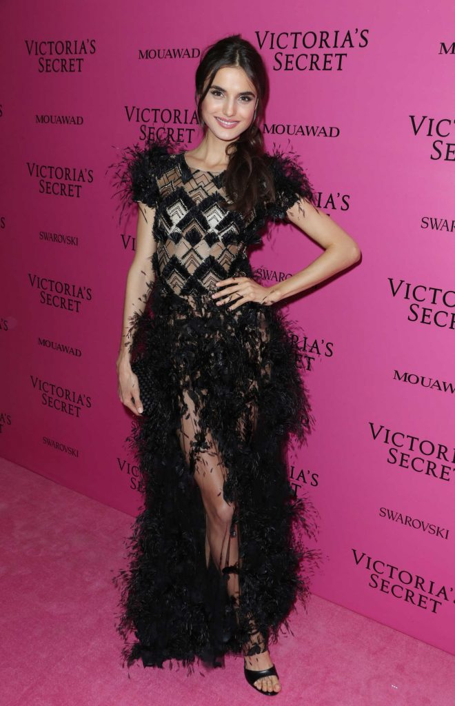 Blanca Padilla at 2017 Victoria's Secret Fashion Show After Party in Shanghai-3