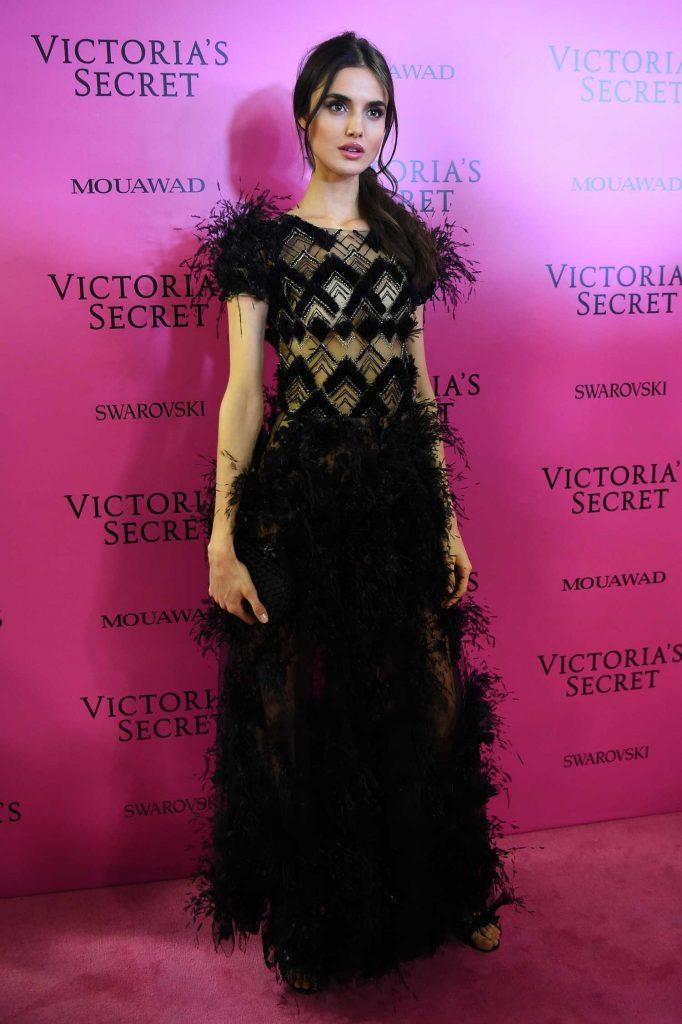 Blanca Padilla at 2017 Victoria's Secret Fashion Show After Party in Shanghai-4