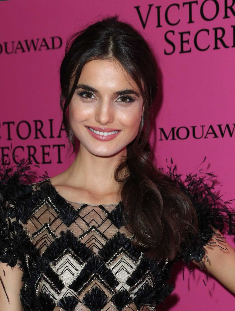 Blanca Padilla at 2017 Victoria's Secret Fashion Show After Party in Shanghai-5
