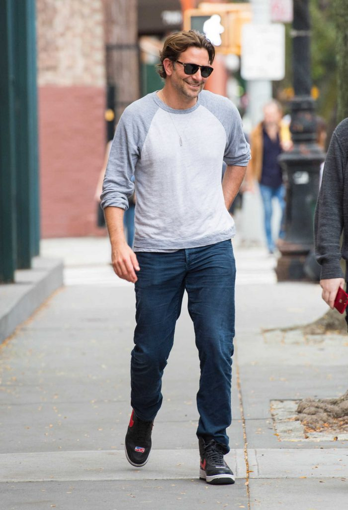 Bradley Cooper Was Seen Out in New York City-2
