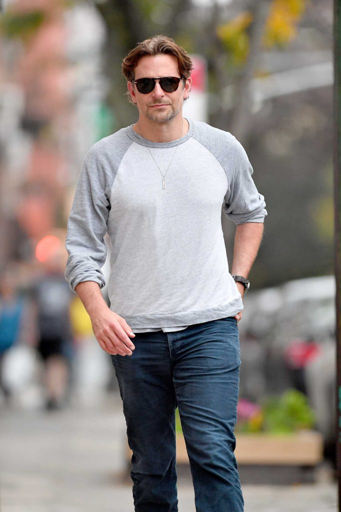 Bradley Cooper Was Seen Out in New York City-5