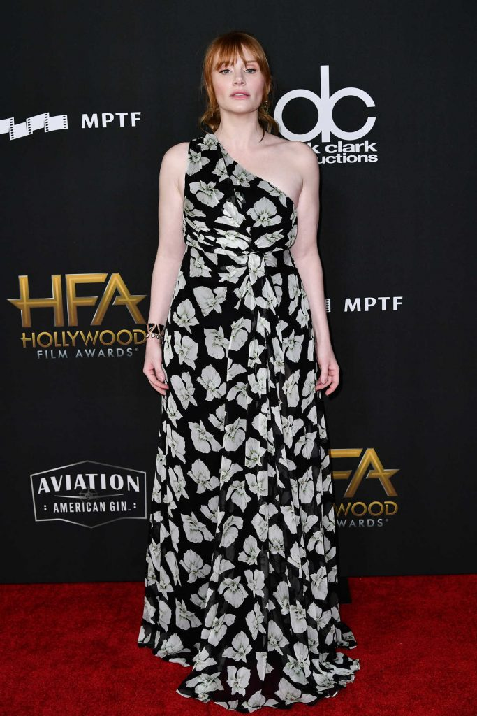 Bryce Dallas Howard at the 21st Annual Hollywood Film Awards in Los Angeles-1