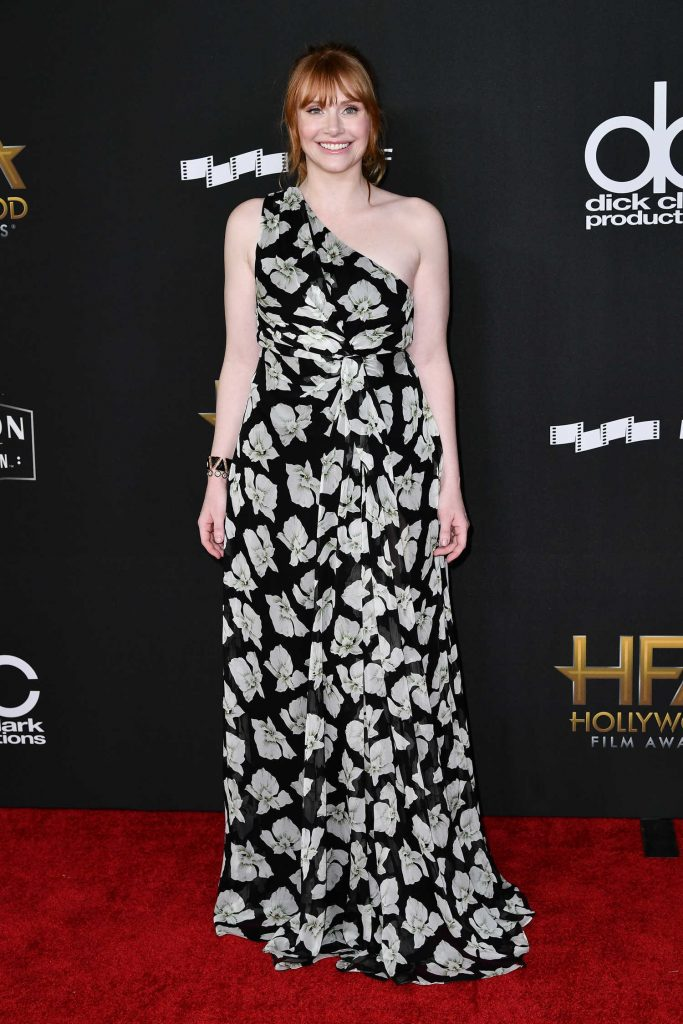 Bryce Dallas Howard at the 21st Annual Hollywood Film Awards in Los Angeles-2