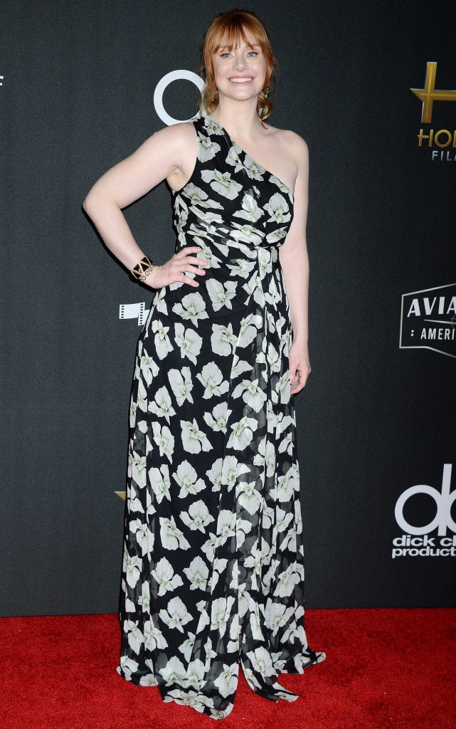 Bryce Dallas Howard at the 21st Annual Hollywood Film Awards in Los Angeles-4