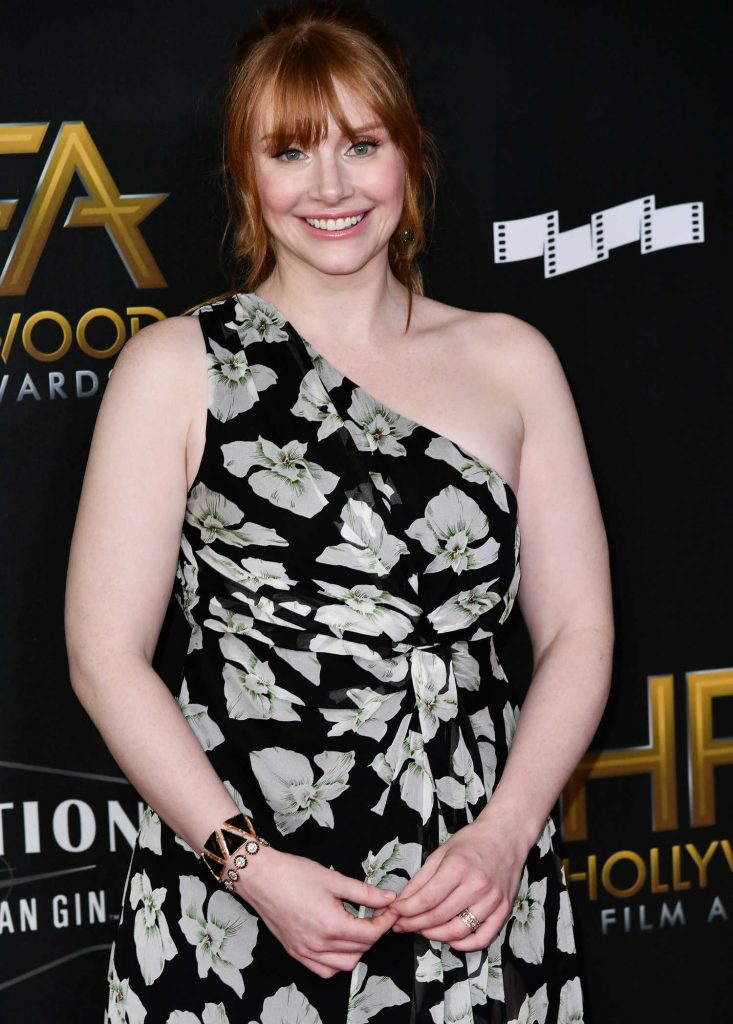Bryce Dallas Howard at the 21st Annual Hollywood Film Awards in Los Angeles-5