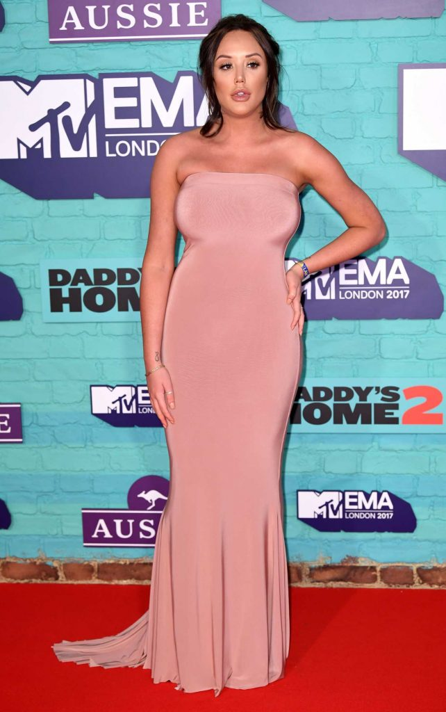 Charlotte Crosby at the 24th MTV Europe Music Awards in London-3