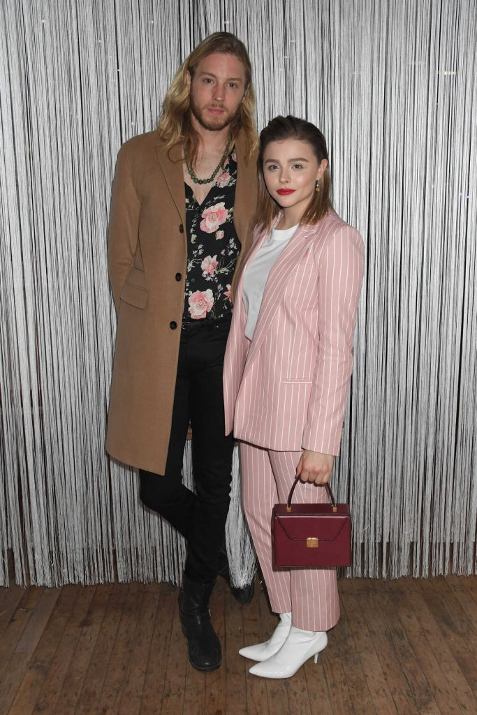Chloe Moretz at the Forevermark Tribute Event in NYC-3
