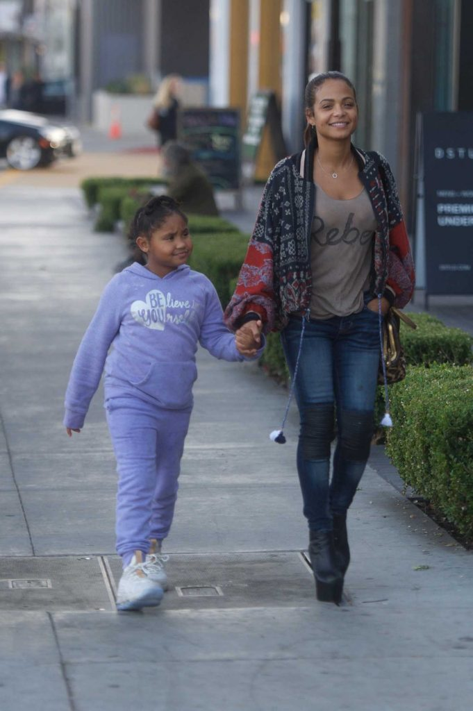 Christina Milian Was Seen With Her Daughter in West Hollywood-1