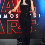 Daisy Ridley at the Star Wars: The Last Jedi Event in Mexico City
