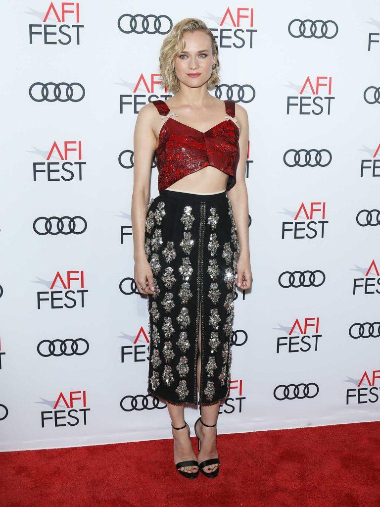 Diane Kruger at 2017 AFI Fest in Hollywood-1