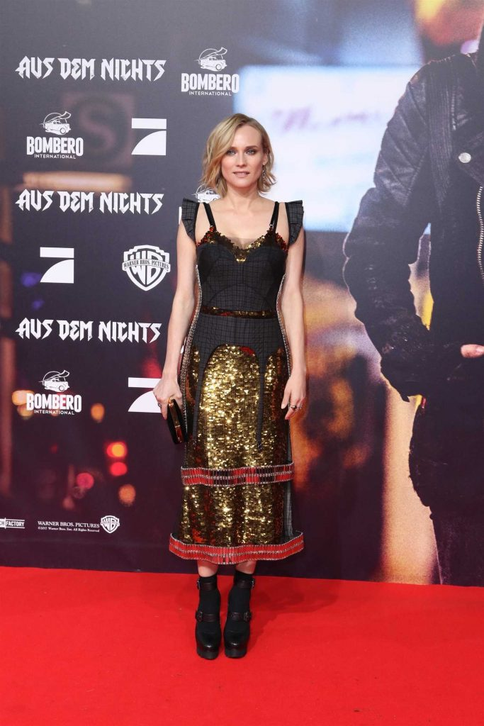 Diane Kruger at In the Fade Premiere in Hamburg-1