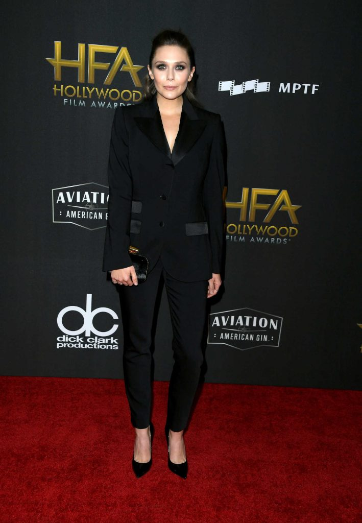 Elizabeth Olsen at the 21st Annual Hollywood Film Awards in Los Angeles-1