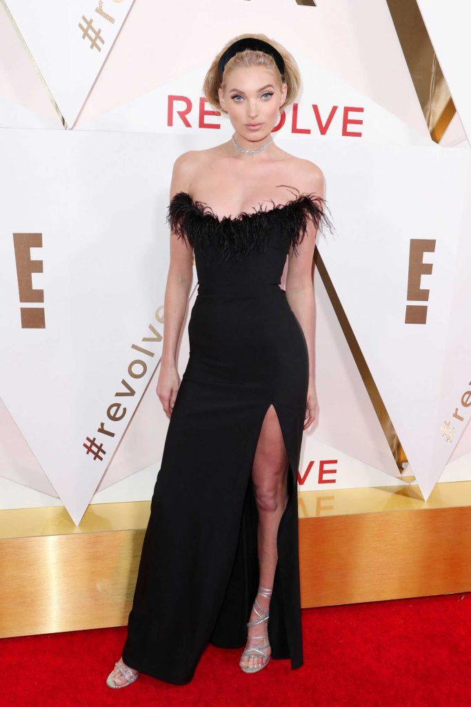 Elsa Hosk at the REVOLVE Awards in Los Angeles-1
