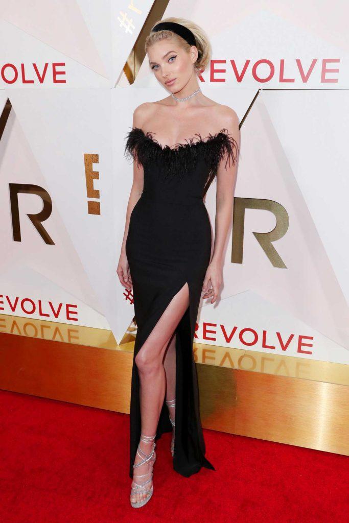 Elsa Hosk at the REVOLVE Awards in Los Angeles-2