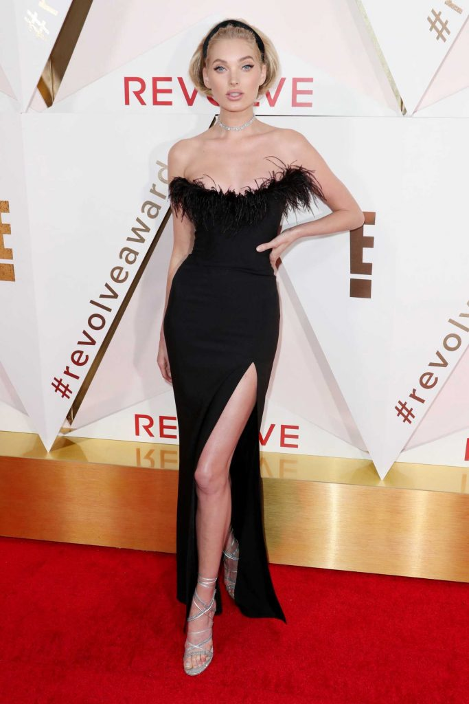 Elsa Hosk at the REVOLVE Awards in Los Angeles-3