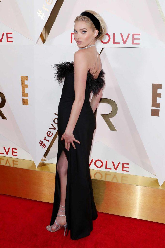 Elsa Hosk at the REVOLVE Awards in Los Angeles-4