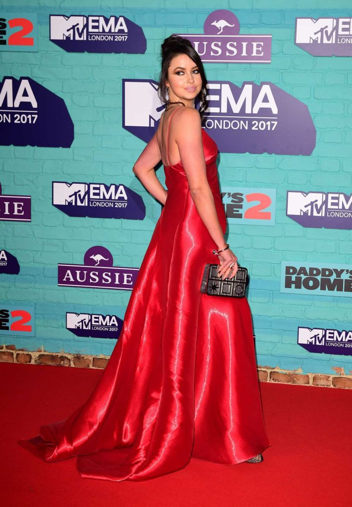 Emma Miller at the 24th MTV Europe Music Awards in London-4