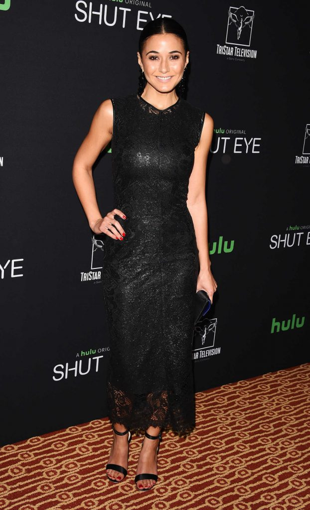 Emmanuelle Chriqui at the Shut Eye Season 2 Premiere in Hollywood-1