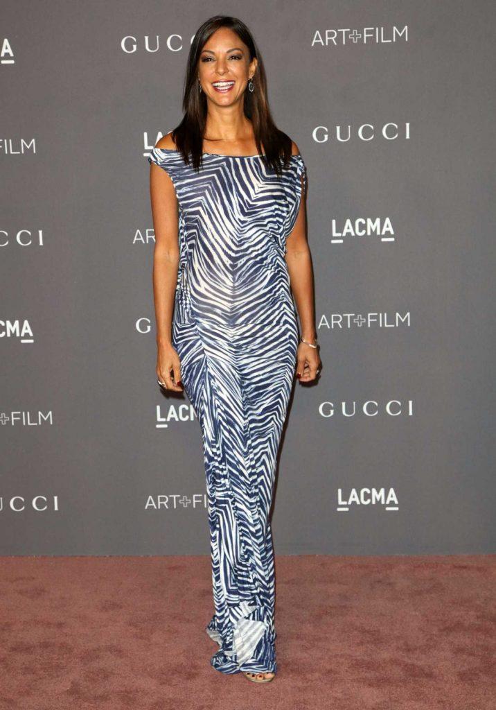 Eva LaRue at 2017 LACMA Art and Film Gala in Los Angeles-1