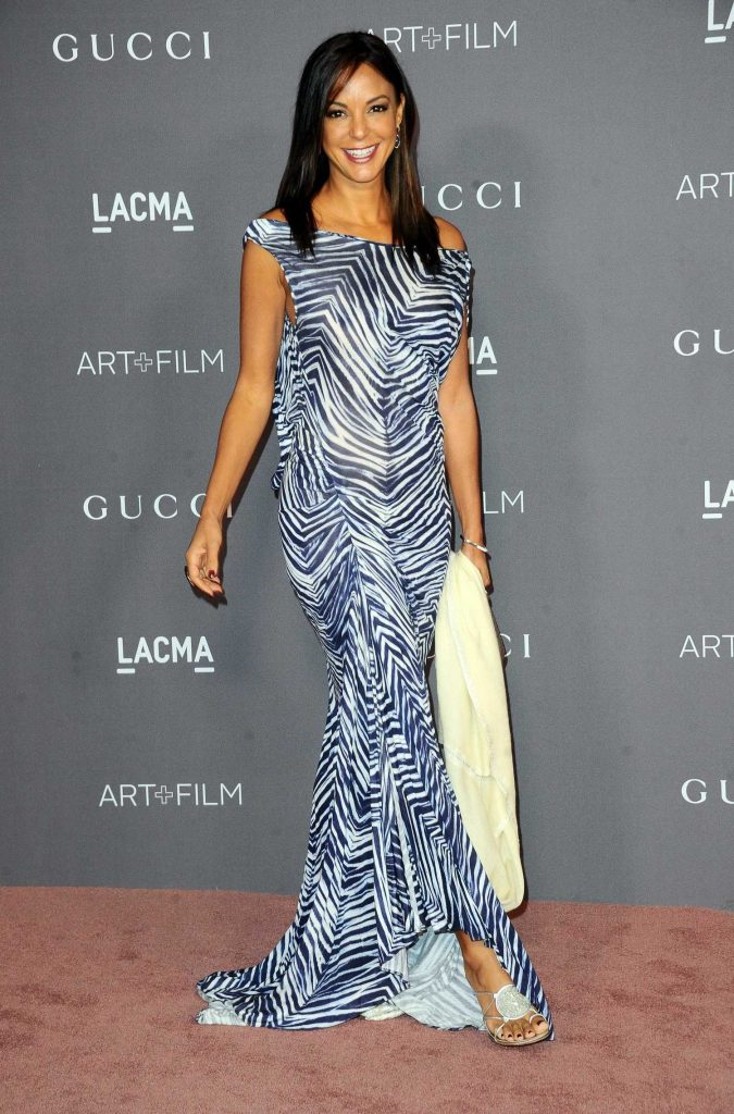 Eva LaRue at 2017 LACMA Art and Film Gala in Los Angeles-2
