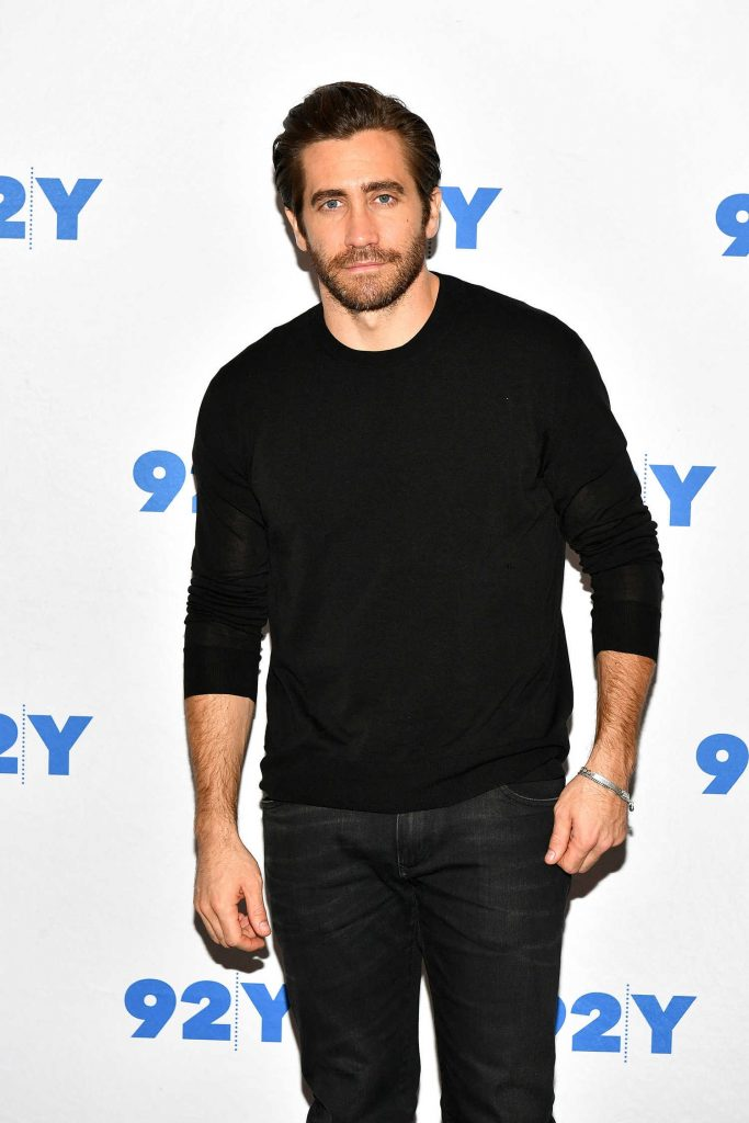 Jake Gyllenhaal at the 92nd Street Y in Conversation Followed by Stronger Screening in NYC-3