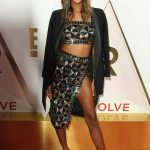 Jasmine Tookes at REVOLVE Awards in Los Angeles
