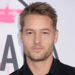 Justin Hartley at 2017 American Music Awards at the Microsoft Theater in Los Angeles