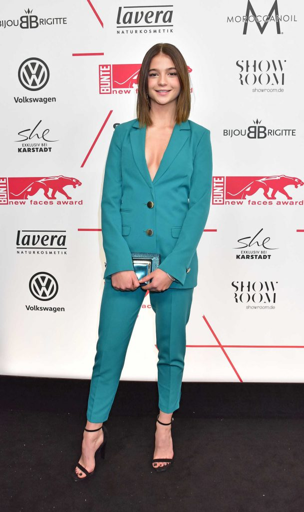Lisa-Marie Koroll at the Bunte New Faces Award Style in Berlin-2