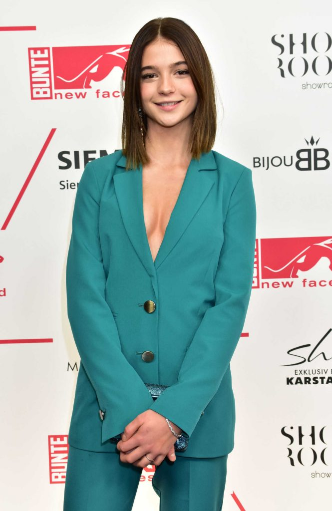 Lisa-Marie Koroll at the Bunte New Faces Award Style in Berlin-3