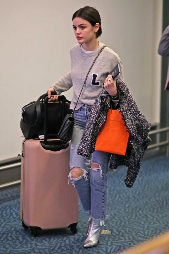 Lucy Hale Arrives Back in Vancouver-1