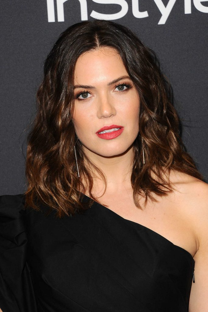 Mandy Moore at the HFPA and InStyle Celebrate the 75th Anniversary of The Golden Globe Awards at Catch LA-4