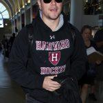 Matt Damon Was Seen at LAX Airport in LA